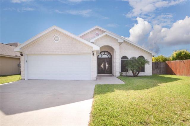3307 Blue Stone Street, Edinburg, TX 78542 (MLS #302646) :: Berkshire Hathaway HomeServices RGV Realty