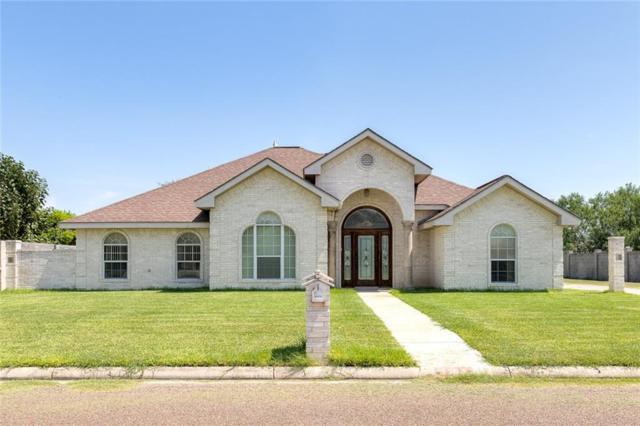 1505 Cortez Drive, Edinburg, TX 78542 (MLS #302654) :: Berkshire Hathaway HomeServices RGV Realty