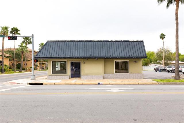 722 N Main Street, Mcallen, TX 78501 (MLS #302704) :: Jinks Realty