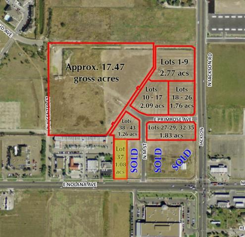 1325 E Nolana Avenue, Mcallen, TX 78501 (MLS #302818) :: Jinks Realty