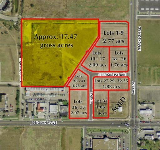 1324 A E Primrose Avenue, Mcallen, TX 78501 (MLS #302820) :: The Lucas Sanchez Real Estate Team