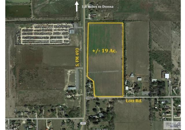 19 AC S Fm 493, Donna, TX 78537 (MLS #303045) :: The Ryan & Brian Real Estate Team