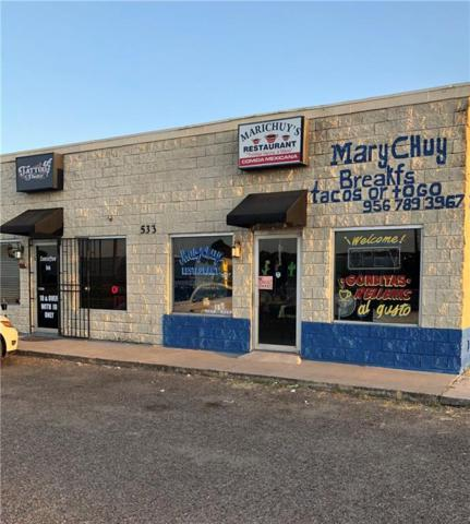 533 W Business 83 Highway W, Donna, TX 78537 (MLS #303102) :: Top Tier Real Estate Group
