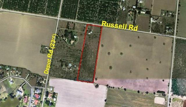 5736 W Russell Road, Mcallen, TX 78504 (MLS #303127) :: Jinks Realty