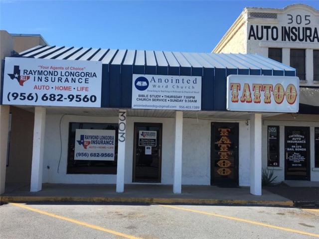 303 W Nolana Avenue, Mcallen, TX 78504 (MLS #303373) :: eReal Estate Depot