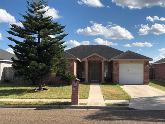 920 San Pedro Drive, Pharr, TX 78577 (MLS #303578) :: Jinks Realty