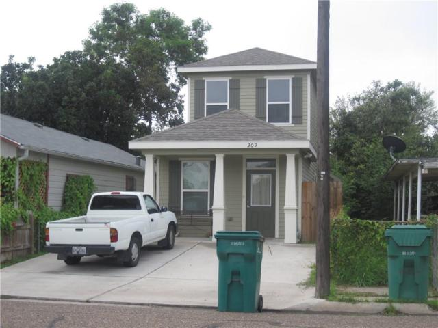 209 W Clark Avenue W, Pharr, TX 78577 (MLS #303826) :: The Ryan & Brian Real Estate Team
