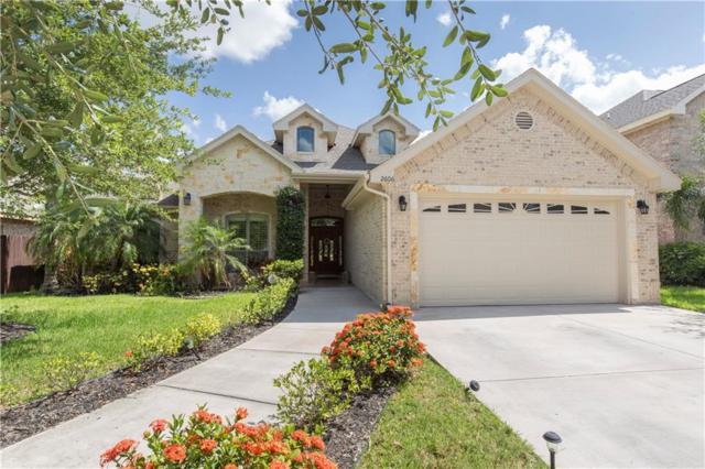2606 San Roman Street, Mission, TX 78572 (MLS #303884) :: BIG Realty