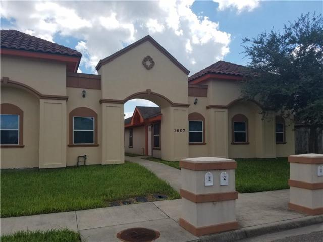 1607 W Bronze Avenue, Pharr, TX 78577 (MLS #303958) :: Top Tier Real Estate Group