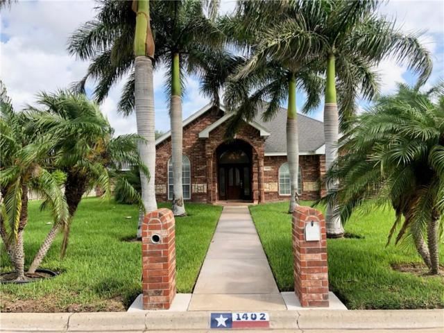 1402 Edgewood Drive, Weslaco, TX 78596 (MLS #304004) :: Jinks Realty