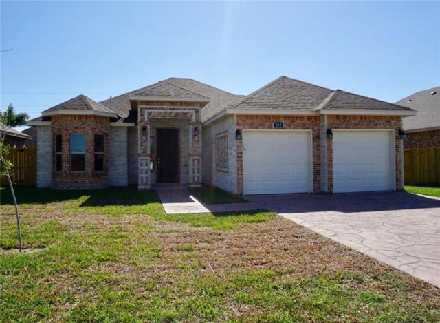 210 Los Laureles Drive, San Juan, TX 78589 (MLS #304096) :: The Ryan & Brian Real Estate Team