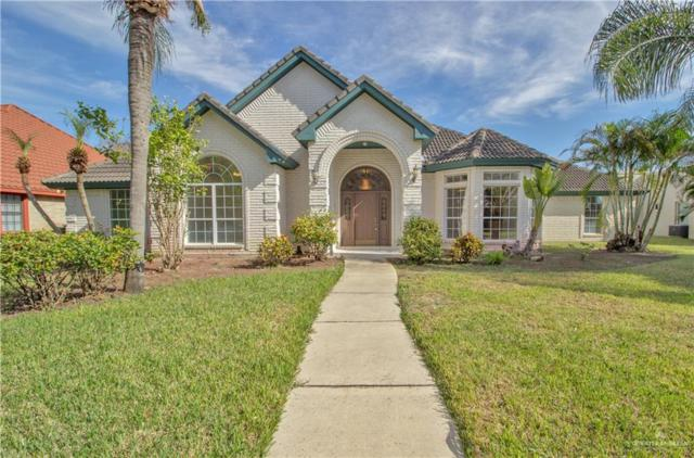 3202 San Nicolas Street, Mission, TX 78573 (MLS #304318) :: The Ryan & Brian Real Estate Team