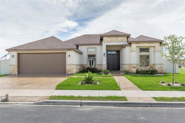 2512 Penrose Avenue, Edinburg, TX 78539 (MLS #304337) :: The Ryan & Brian Real Estate Team