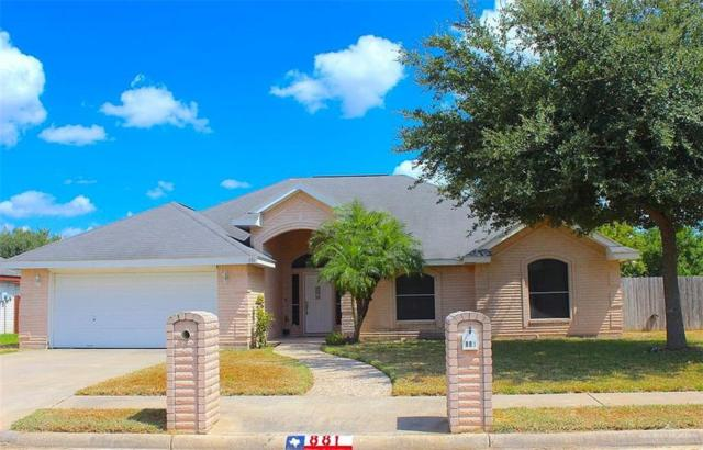 881 Quail Hollow Drive, Weslaco, TX 78596 (MLS #304450) :: The Ryan & Brian Real Estate Team