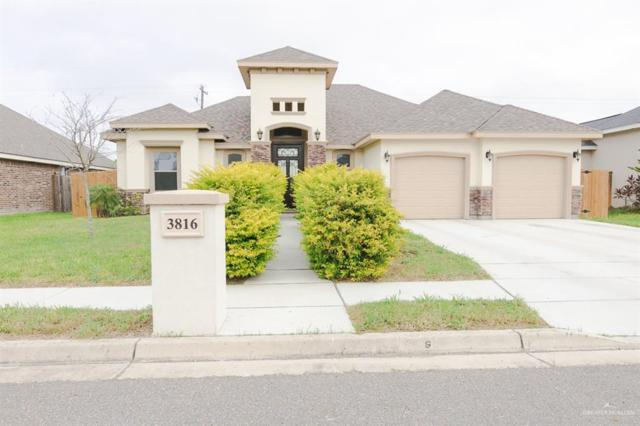 3816 Country Meadows Drive, Edinburg, TX 78541 (MLS #304525) :: Jinks Realty