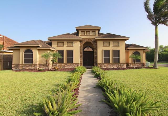 607 Mi Vida Street, Weslaco, TX 78596 (MLS #304550) :: The Ryan & Brian Real Estate Team