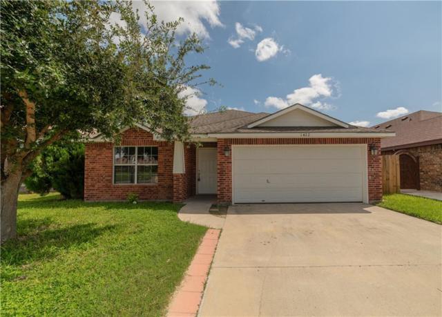 1422 Enterprise Street, Edinburg, TX 78541 (MLS #304858) :: The Ryan & Brian Real Estate Team