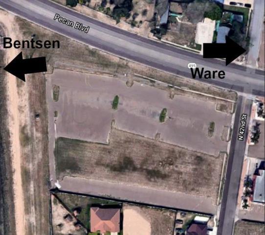4203 Pecan Boulevard, Mcallen, TX 78501 (MLS #304933) :: Jinks Realty
