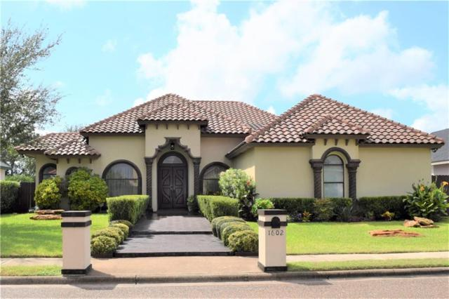 1602 Solar Drive, Mission, TX 78574 (MLS #304935) :: The Ryan & Brian Real Estate Team