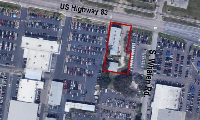 1314 Us Highway 83, Mcallen, TX 78501 (MLS #305250) :: The Ryan & Brian Real Estate Team