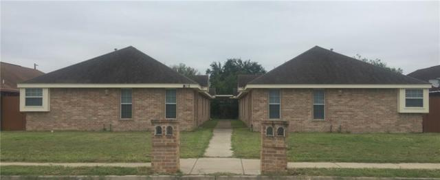812 W Bronze Drive, Pharr, TX 78577 (MLS #305296) :: The Ryan & Brian Real Estate Team