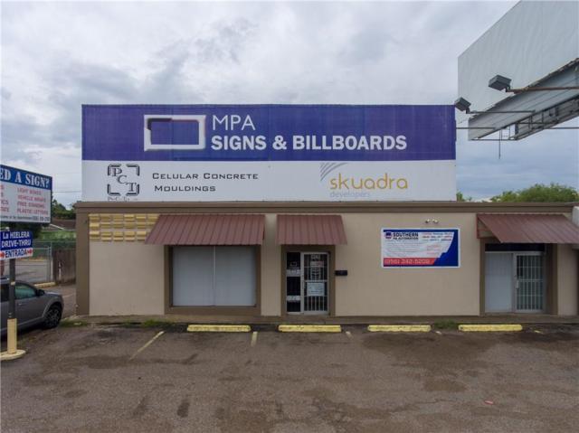 2243 N Pecan Boulevard N, Mcallen, TX 78501 (MLS #305460) :: Jinks Realty