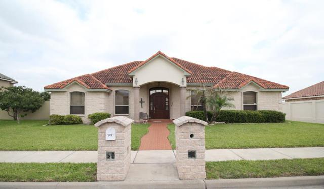 3612 Ebro Drive, Edinburg, TX 78539 (MLS #305575) :: The Ryan & Brian Real Estate Team