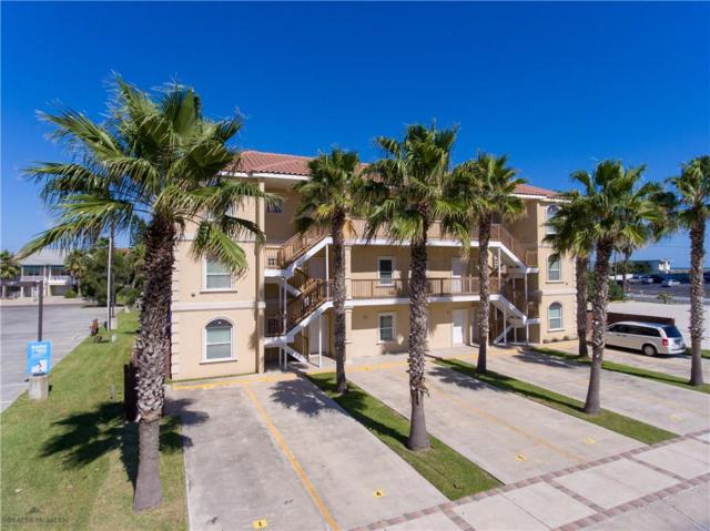 110 E Harbor Street #6, South Padre Island, TX 78597 (MLS #305602) :: Jinks Realty