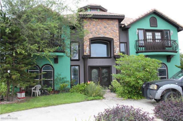 630 Studio Lane, Edinburg, TX 78542 (MLS #305768) :: Jinks Realty