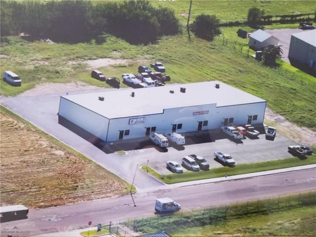 1505 Industrial Way, Mission, TX 78572 (MLS #305806) :: Jinks Realty
