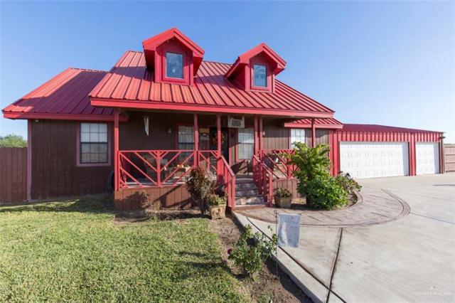 815 El Potrillo, Rio Grande City, TX 78582 (MLS #305839) :: Jinks Realty