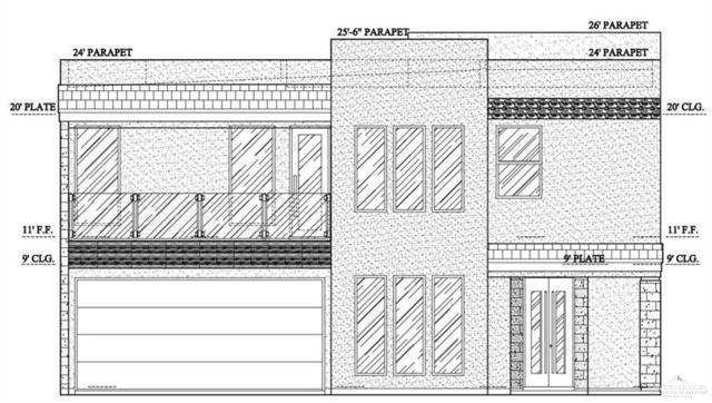 6906 N 11th Lane, Mcallen, TX 78504 (MLS #305923) :: The Ryan & Brian Real Estate Team