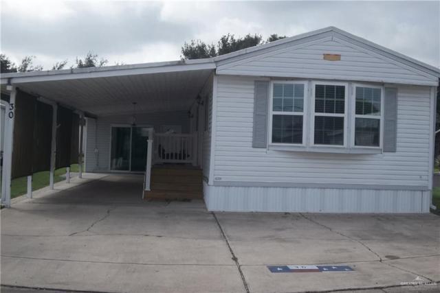 1300 E Calm Drive #30, Mission, TX 78572 (MLS #306015) :: The Lucas Sanchez Real Estate Team