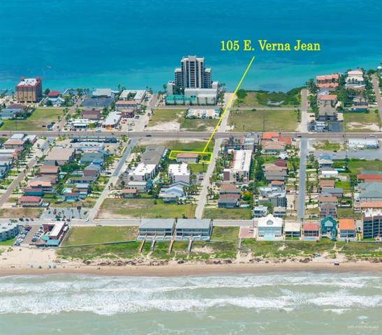 105 E Verna Jean Street, South Padre Island, TX 78597 (MLS #306257) :: The Maggie Harris Team