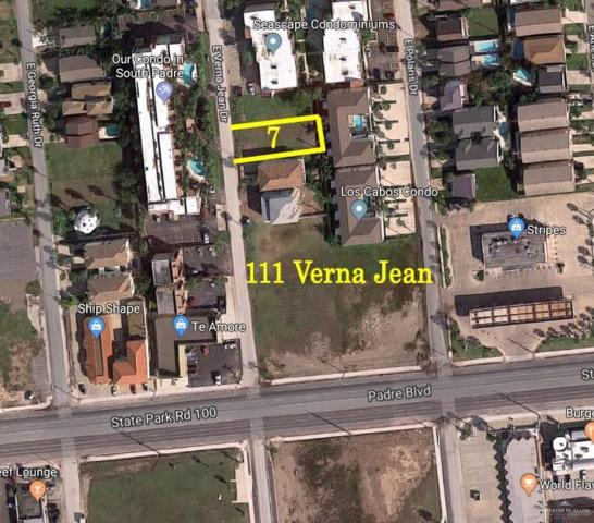 111 E Verna Jean Drive E, South Padre Island, TX 78597 (MLS #306260) :: Jinks Realty