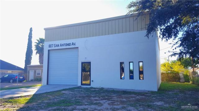 807 Palm Village Lane, Mission, TX 78572 (MLS #306265) :: The Lucas Sanchez Real Estate Team