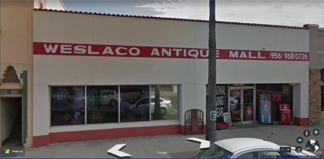 431 S Texas Boulevard, Weslaco, TX 78596 (MLS #306375) :: Jinks Realty