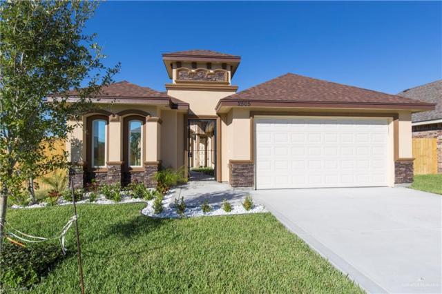 2505 E Imperial Oaks Drive Drive, Alton, TX 78573 (MLS #306382) :: Jinks Realty