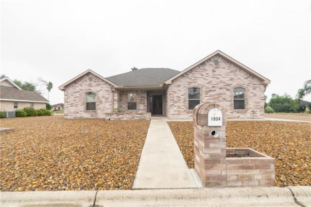 1934 Meadow Way Drive, Mission, TX 78572 (MLS #306393) :: The Ryan & Brian Real Estate Team