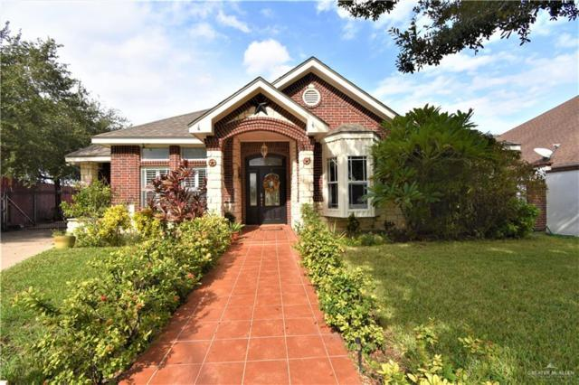 2203 Nappa Valley Drive, Mission, TX 78573 (MLS #306399) :: The Ryan & Brian Real Estate Team