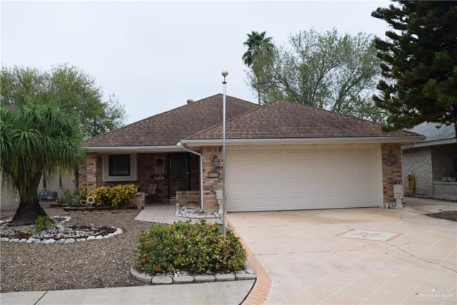 821 S Nada Drive S, Alamo, TX 78516 (MLS #306481) :: The Ryan & Brian Real Estate Team