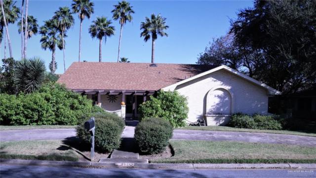 1300 Yucca Avenue, Mcallen, TX 78504 (MLS #306536) :: Jinks Realty