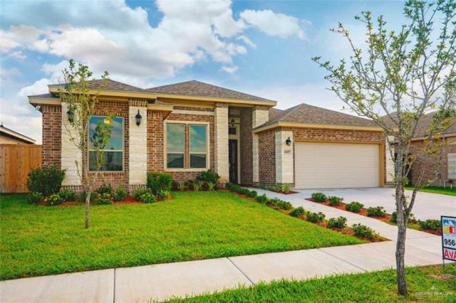 4107 Santa Erica, Mission, TX 78572 (MLS #306546) :: The Deldi Ortegon Group and Keller Williams Realty RGV