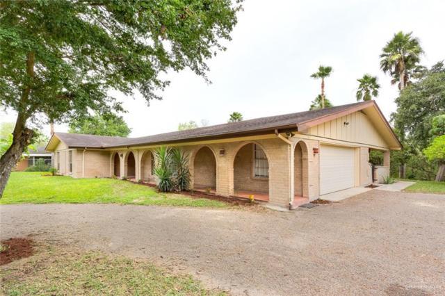 2209 S Parkwood Drive, Harlingen, TX 78550 (MLS #306548) :: The Ryan & Brian Real Estate Team