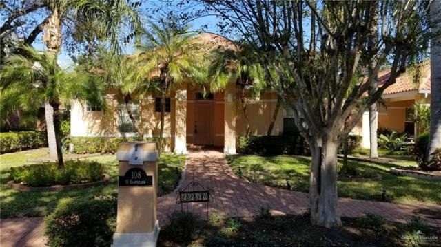 108 Xanthisma Avenue, Mcallen, TX 78504 (MLS #306563) :: Jinks Realty