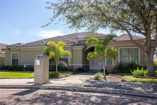 508 E Thornhill Avenue, Mcallen, TX 78503 (MLS #306607) :: The Ryan & Brian Real Estate Team