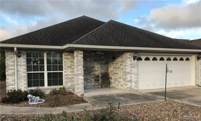 228 Diana Drive, Alamo, TX 78516 (MLS #306694) :: The Ryan & Brian Real Estate Team