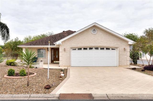 114 Sagittarius Street, Mission, TX 78572 (MLS #306818) :: The Lucas Sanchez Real Estate Team