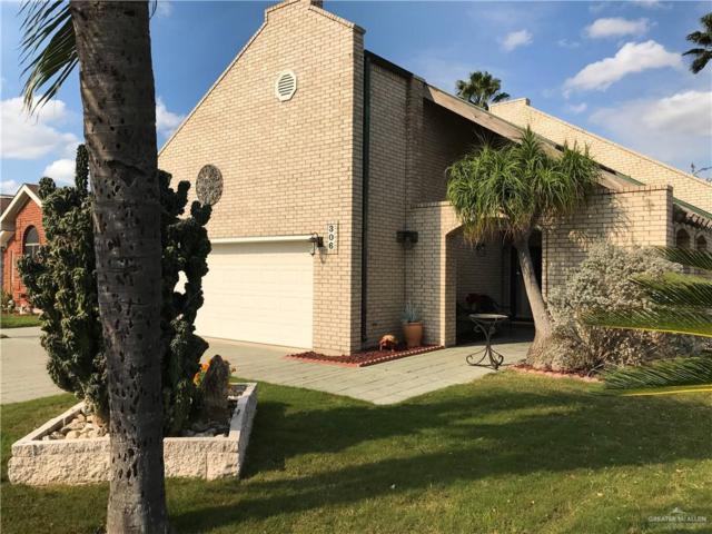 306 Diana Drive, Alamo, TX 78516 (MLS #306844) :: The Ryan & Brian Real Estate Team