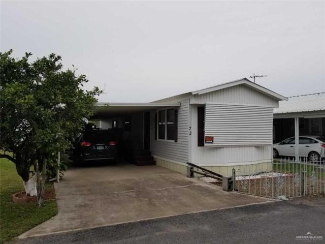 300 S 1st Street S, Donna, TX 78537 (MLS #306846) :: The Ryan & Brian Real Estate Team